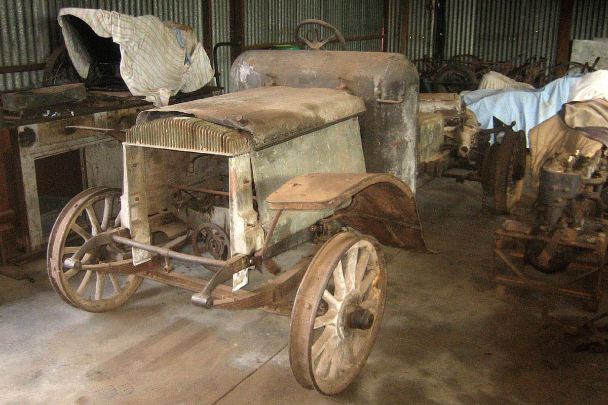 1907 Daimler TL-30 for sale - earlymotor.com